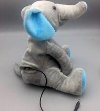 KUCHI PAKU MP3 Player Dancing Animal Speaker LOE019 Elephant Idea International