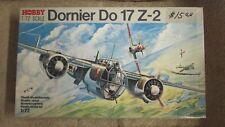 Hobby Dornier Do 17 Z-2 Model Kit - 1/72 Scale - #PO5-1500 - New  (B 25)