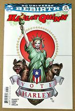 Harley Quinn #28 Frank Cho Variant - DC Comics NM