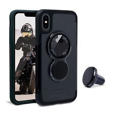 Crystal Clear Cell Phone Case Black Apple iPhone X RokForm 303621
