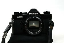 Mamiya NC1000  black sehr guter Zustand  anschauen lohnt.