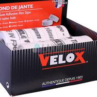 Velox Bike Bicycle Cycle Wheels Cloth Rim Tape - Size: 13mm