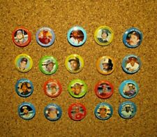 1984 MLB Fun Foods Pin Lot**Pete Rose/Henderson/Morgan/Perez/Gwynn/Murray/Sutton