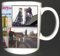 SHARLSTON COLLIERY COAL MINE MUG LIMITED EDITION WEST YORKSHIRE MINERS PIT
