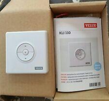 Velux KLI 110 Skylight Solar Blind Remote