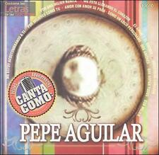 FREE US SHIP. on ANY 2 CDs! NEW CD Grupo Mexico Lindo: Pistas: Canta Como Pepe A