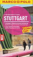 Stuttgart / Marco Polo Reiseführer mit Extra Faltkarte & Reiseatlas