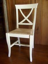 sedia legno di faggio massello laccata o come desideri!