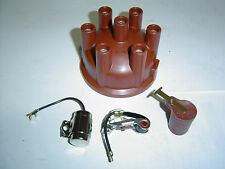 EH HD HR HK Holden 6 Cylinder Bosch Distributor Cap Rotor Points and Condensor