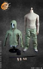 POP TOYS TAD Man's Fighting Clothing Set B 1/6
