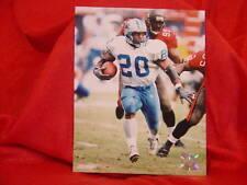 Detroit Lions Barry Sanders Glossy 8x10 Photo NFL