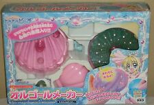 Pichi Pichi Pitch Music Box Orgel Maker Mermaid Melody Takara 2003 Very Rare