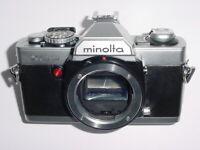 Minolta XG 9 35mm Film SLR Manual Camera Body ** Ex++