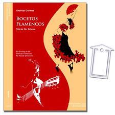 Bocetos Flamencos - Stücke für Gitarre - NotenKlammer - N2814 - 9790204427925