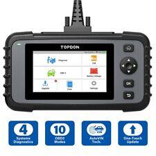 TOPDON Artidiag500 4 Sistema Diagnostico Scanner Lettore OBD2 PK Launch CRP123X