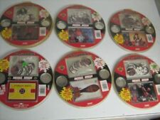 MICHAEL JORDAN COMPLETE 1995 AIR SLAMMIN POGS/CARDS/COIN SET FACTORY SEALED RARE