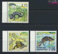 Liechtenstein 1715-1717 (kompl.Ausg.) postfrisch 2014 Amphibien (9077535