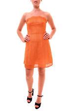 Keepsake Women's NBW Think Twice Lace Mini Dress Tangerine Size S RRP $185 BCF78