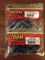 Lot of 20 ct Zoom Sprayed Grass Z Hog Jr