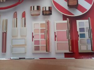 NEW ESTEE LAUDER EYE MAKE UP/BLUSHER /LIPSTICK/LIPGLOSS/CREAM GIFT SET AND CASE