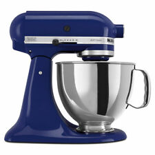 NEW KitchenAid 5KSM150PSABU Artisan Stand Mixer Cobalt Blue - 91030