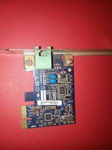 HP Concorde 56k PCIe x1 Fax Modem Card 503095-001