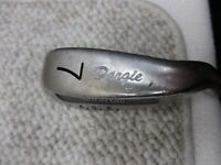 /Dargie Custom #7 Iron - Right Hand - Men's - Steel Shaft - Stiff Flex