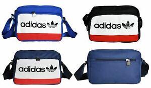 Shoulder Bag Mini Cross-Body Adidas Sport Unisex