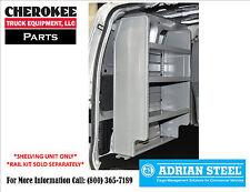 "Adrian Steel AD32FP, ADSeries 32"" Shelf Module for Nissan NV200"