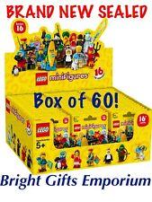 LEGO 71013 Minifigures Series 16 SEALED BOX OF 60 Babysitter Penguin GENUINE NEW