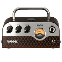 Vox MV50 AC 50-Watt Guitar Amplifier Head