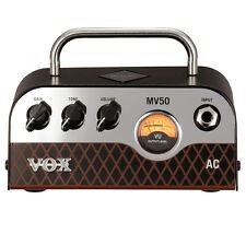 Vox MV50 AC 50-Watt Guitar Amplifier Head +Picks