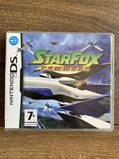 Star Fox Command Nintendo DS , all manuals MINT