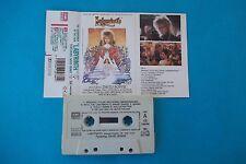 """LABYRINT"" featuring DAVID BOWIE-TREVOR JONES OST MUSICASSETTA NUOVA ITALY 1986"