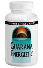 Source Naturals - Guarana Energizer (900 mg) - 60 Tablets