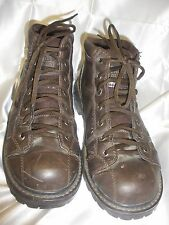 Men's FADED GLORY Brooke Brown HIKING TRAIL Boots SHOES,SIZE 9.5
