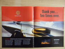 10/2011 PUB PILATUS PC-12 AIRCRAFT AVION FLUGZEUG ORIGINAL AD