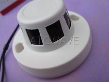 Smoke Alarm Sensor 3.6mm 1200TVL CCTV Security Camera Colorful Hidden Spy Camera