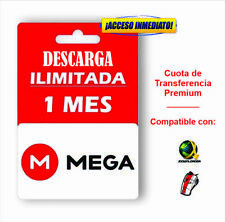 Mega.nz Premium Account 1 Month UNLIMITED DOWNLOAD---IMMEDIATE DELIVERY