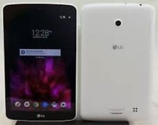 "LG G Pad F 7.0  LK430 8GB Sprint 4G LTE 7"" Android  White   ***MINT CONDITION***"