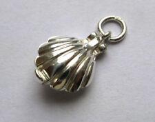 Ciondoli di lusso perla in argento sterling 925 parti su 1000