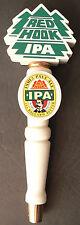 Red Hook IPA India Pale Ale Ballard Bitter Beer Good Used Bar Keg Tap Handle