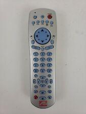 Genuine ATI 5000015900A Grey RF Wonder Remote Control TV Video Audio Accessories