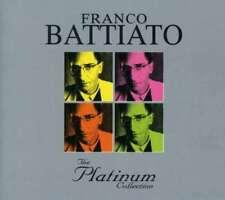 The Platinum Collection di Franco Battiato (CD, Nov-2004, 3-Disc)