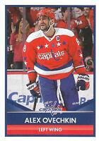 16/17 PANINI NHL STICKER #232 ALEX OVECHKIN CAPITALS *24871