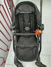 Baby Jogger City Select Kinderwagen (1 bis 3 Kinder) inkl. Zubehör -TOP ZUSTAND-