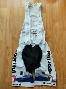 Sportful Pro Race Professional Men's Cycling Bib Shorts Size: XL NEW!