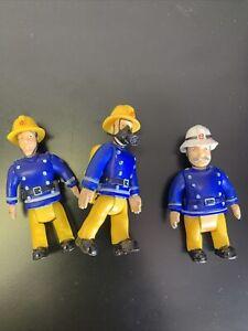 Fireman Sam Toy Action Figures Loose Lot