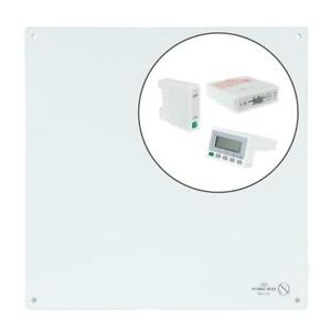 Infrarotheizung Elektroheizung Heizkörper 400 Watt Econoheat Heizung Thermostat