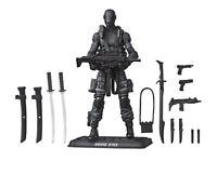 NEW G.I. Joe Retro Collection Snake Eyes Toy 3.75-Inch Figure 🔥